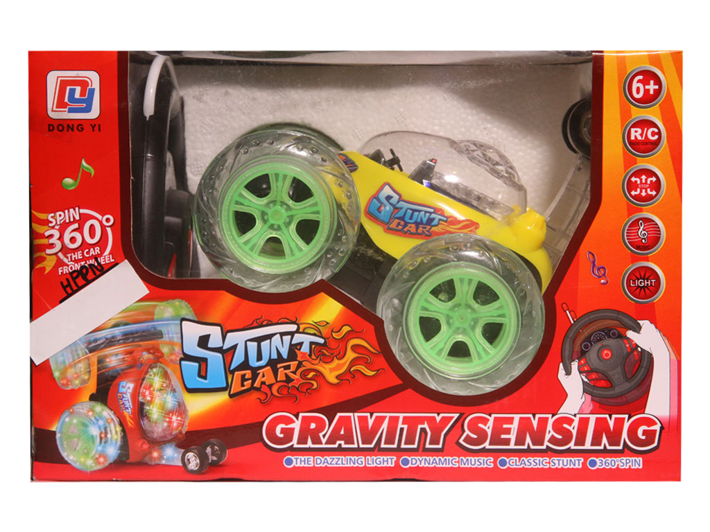 Stunt car for kids…